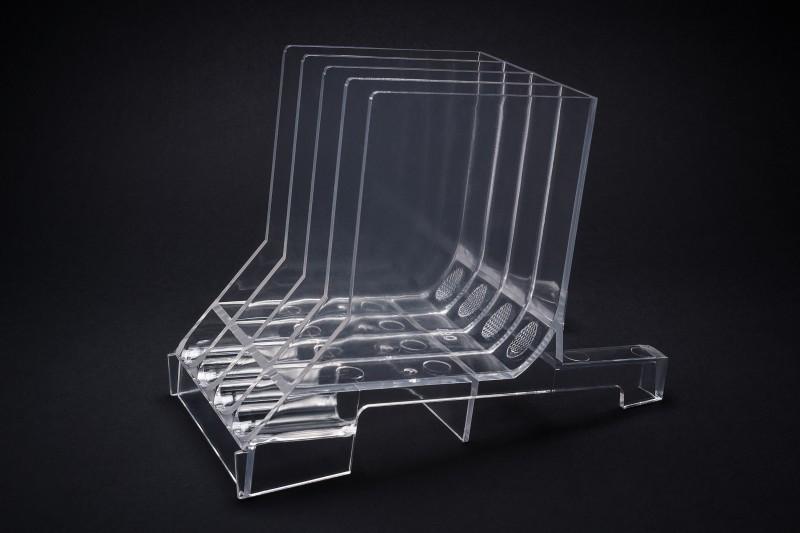 Plastikteile schwarz 285